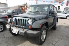2007_Jeep_Wrangler_X_ Richmond CA