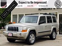 2007 Jeep Commander 4X4 Sport Utility