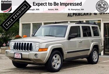 2007_Jeep_Commander_4X4 Sport Utility_ Boxborough MA