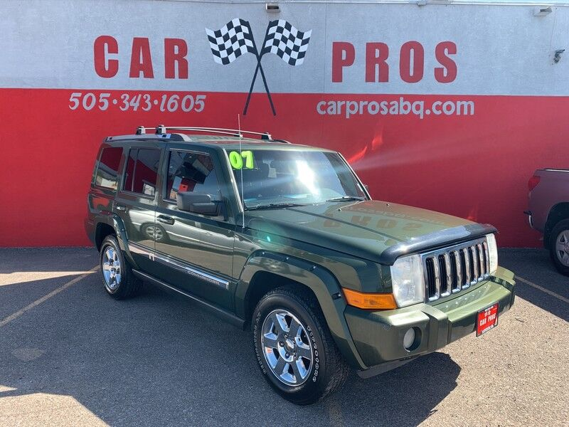 2007 Jeep Commander Limited Albuquerque NM