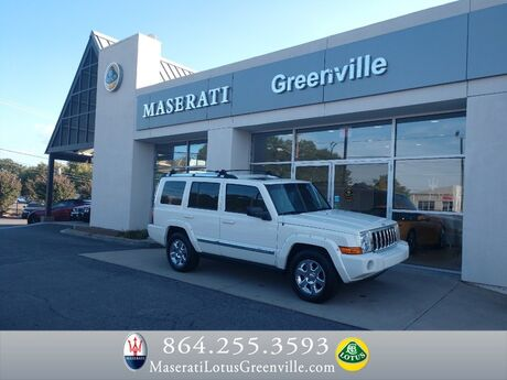 2007 Jeep Commander Limited Greenville SC