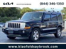 2007_Jeep_Commander_Limited_ Old Saybrook CT