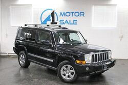 Jeep Commander Overland Navi Rear TV Skylights 2007