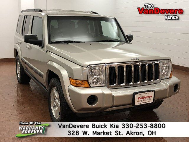 2007 Jeep Commander Sport Akron OH