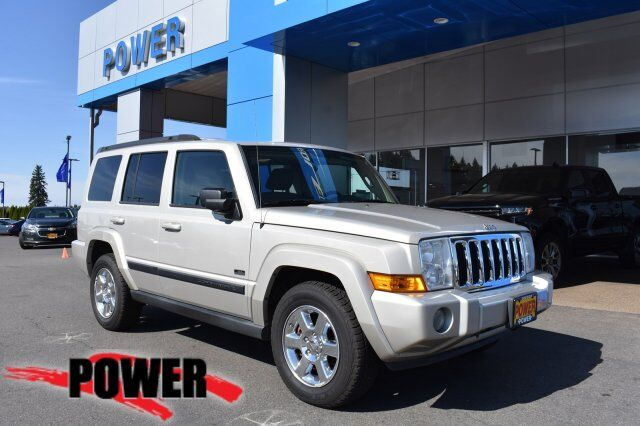 2007 Jeep Commander Sport Corvallis OR