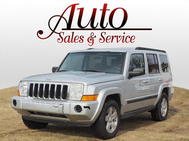 2007 Jeep Commander Sport Indianapolis IN