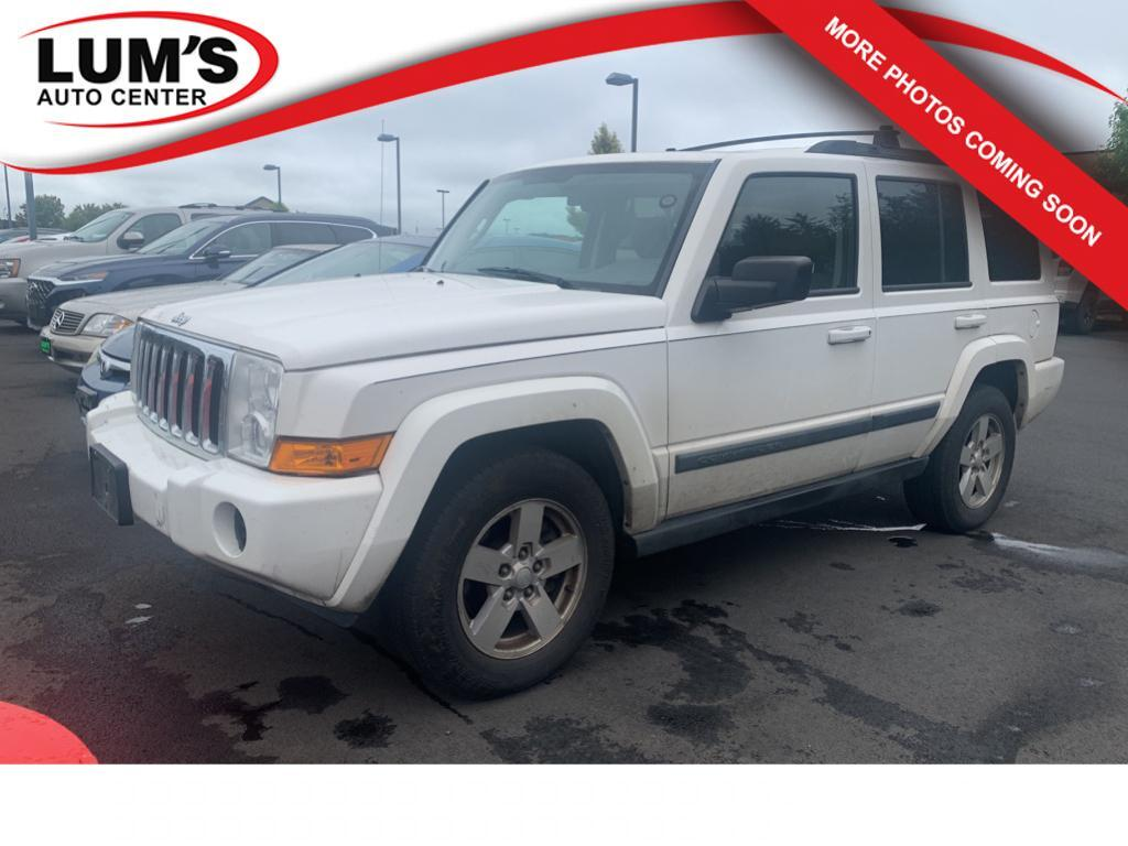 2007 Jeep Commander Sport Warrenton OR