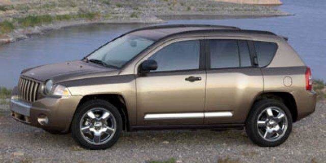2007 Jeep Compass Limited Akron OH