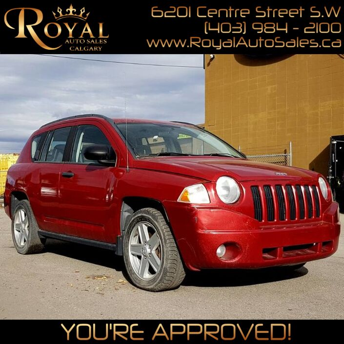 2007 Jeep Compass Sport Calgary AB