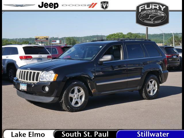 2007 Jeep Grand Cherokee 4WD 4dr Limited Stillwater MN