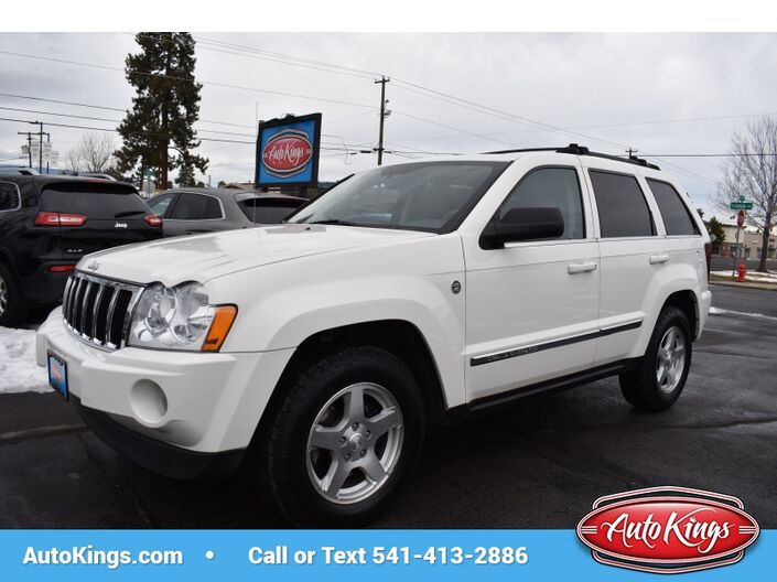 2007 Jeep Grand Cherokee 4WD Limited Bend OR