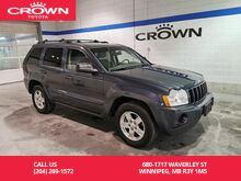 2007_Jeep_Grand Cherokee_Laredo 4WD / Low Kms / Local_ Winnipeg MB