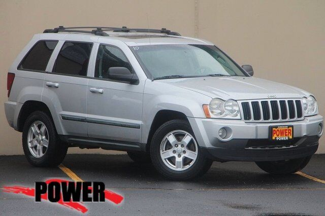 2007 Jeep Grand Cherokee Laredo Corvallis OR