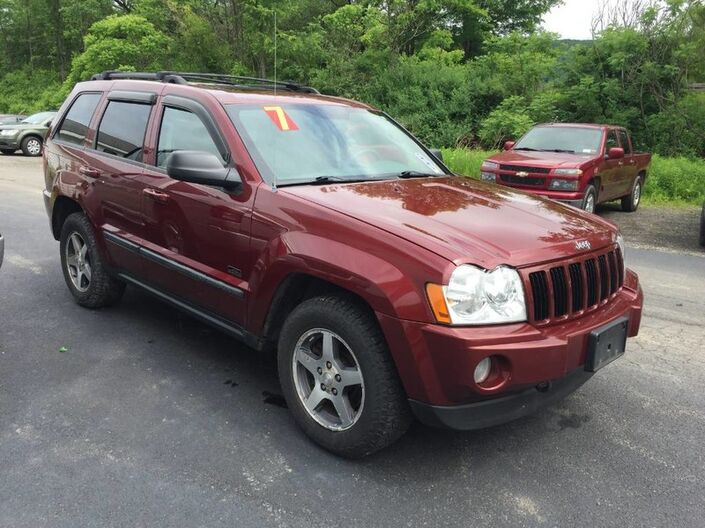 2007 Jeep Grand Cherokee Laredo Rock City NY