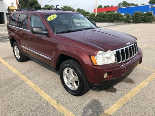 2007_Jeep_Grand Cherokee_Limited 2WD_ Frankfort KY
