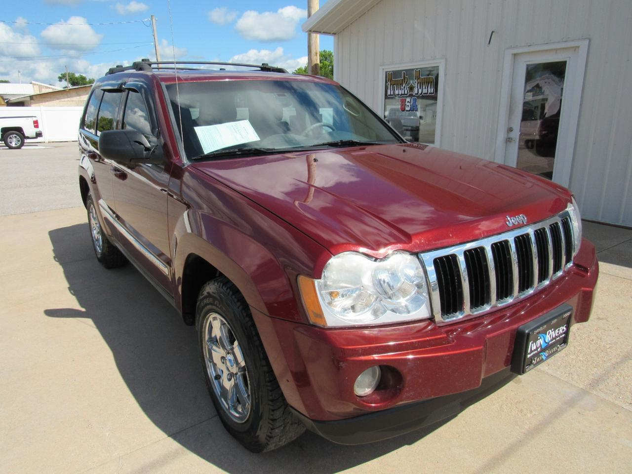 2007 Jeep Grand Cherokee Limited Beatrice NE