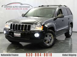2007_Jeep_Grand Cherokee_Limited Hemi V8 4WD_ Addison IL