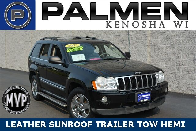 2007 Jeep Grand Cherokee Limited Kenosha WI