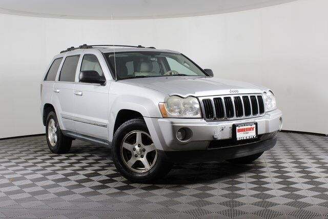 2007 Jeep Grand Cherokee Limited Manassas VA