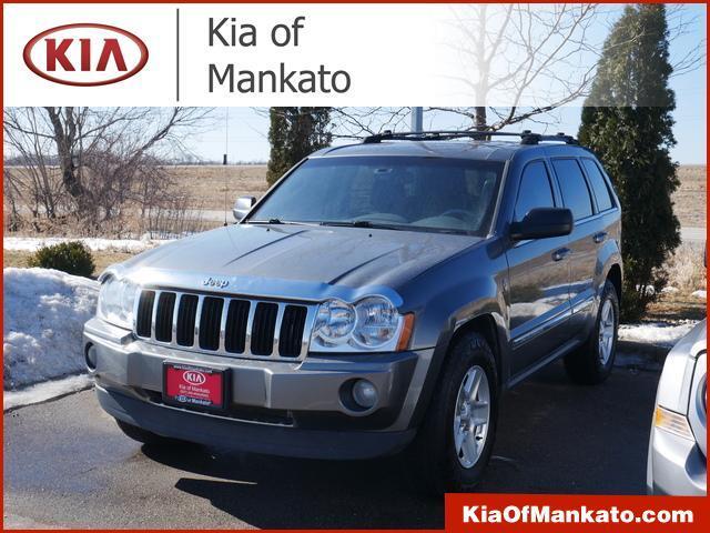 2007 Jeep Grand Cherokee Limited Mankato MN