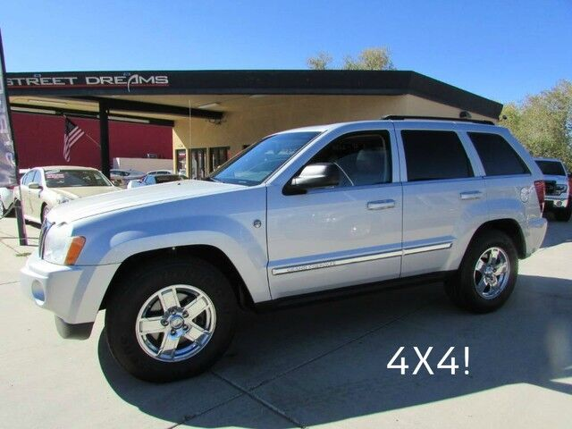 2007 Jeep Grand Cherokee Limited Prescott AZ