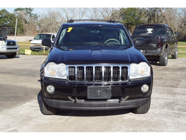 2007 Jeep Grand Cherokee Limited Richwood TX