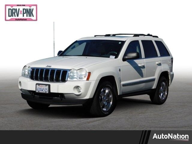 2007 Jeep Grand Cherokee Limited Roseville CA ...