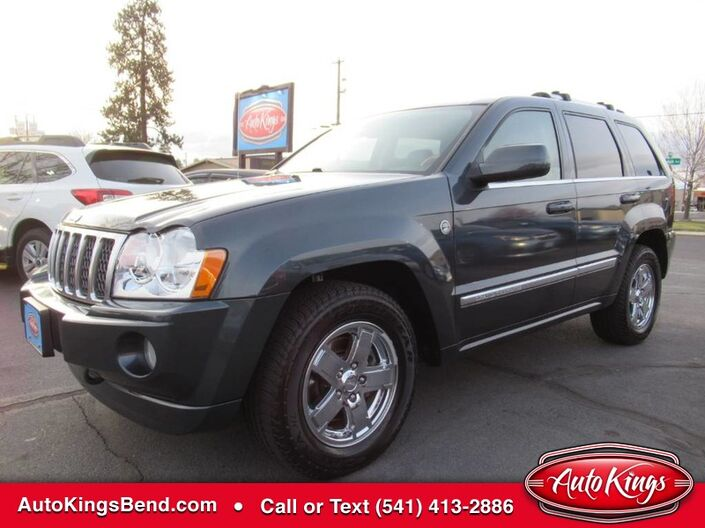 2007 Jeep Grand Cherokee Overland Bend OR