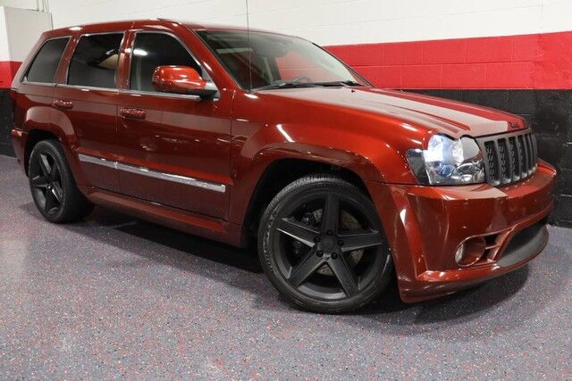 2007 Jeep Grand Cherokee SRT-8 Supercharged 4dr Suv Chicago IL