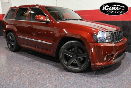 2007_Jeep_Grand Cherokee_SRT-8 Supercharged 4dr Suv_ Chicago IL