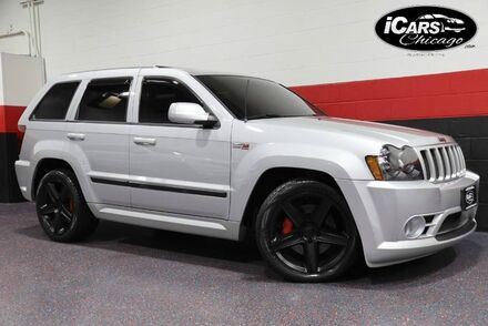 2007_Jeep_Grand Cherokee_SRT-8 Twin Turbo Hennessey Edition 4dr Suv_ Chicago IL