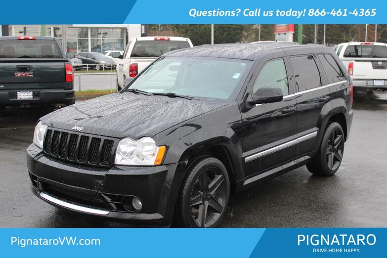 2007 Jeep Grand Cherokee SRT8 Everett WA