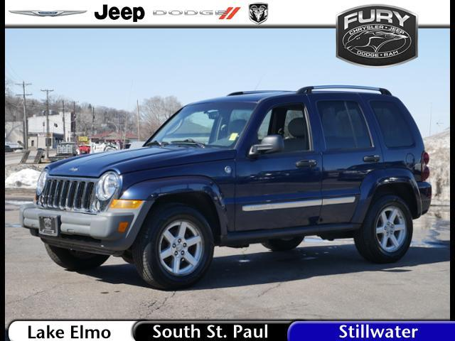 2007 Jeep Liberty 4WD 4dr Limited Lake Elmo MN