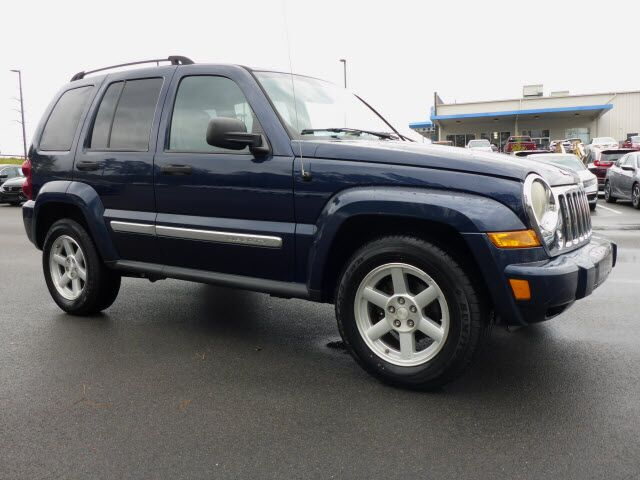 2007 Jeep Liberty Limited Chattanooga TN