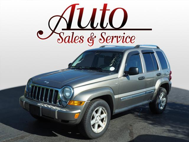 2007 Jeep Liberty Limited Indianapolis IN