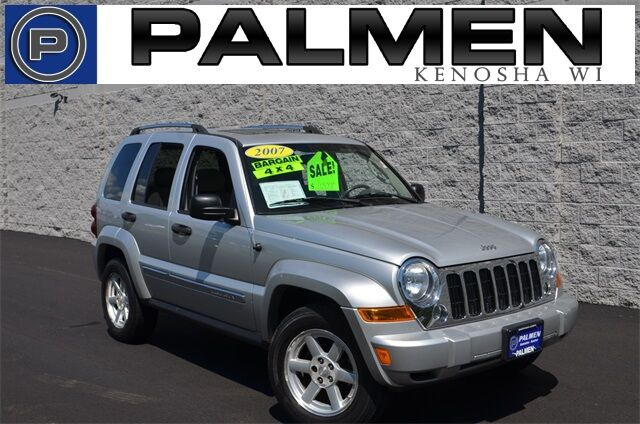 2007 Jeep Liberty Limited Kenosha WI