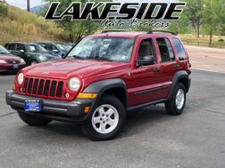 2007_Jeep_Liberty_Sport 4WD_ Colorado Springs CO