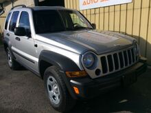 2007_Jeep_Liberty_Sport 4WD_ Spokane WA