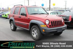2007_Jeep_Liberty_Sport_ Fort Wayne Auburn and Kendallville IN