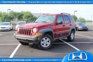 2007_Jeep_Liberty_Sport_ Phoenix AZ