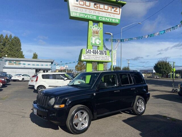 2007 Jeep Patriot Sport Eugene OR