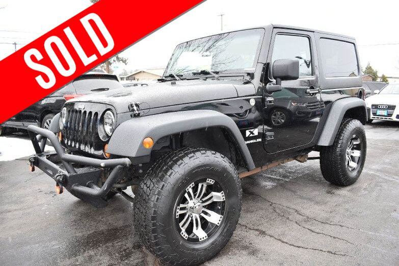 2007 Jeep Wrangler 4WD 2dr X Bend OR