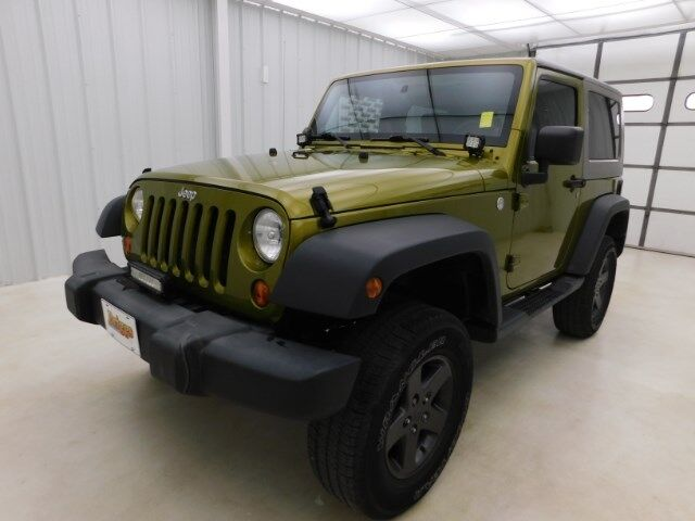 2007 Jeep Wrangler 4WD 2dr X Manhattan KS