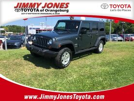 2007_Jeep_Wrangler_4WD 4dr Unlimited X_ Orangeburg SC