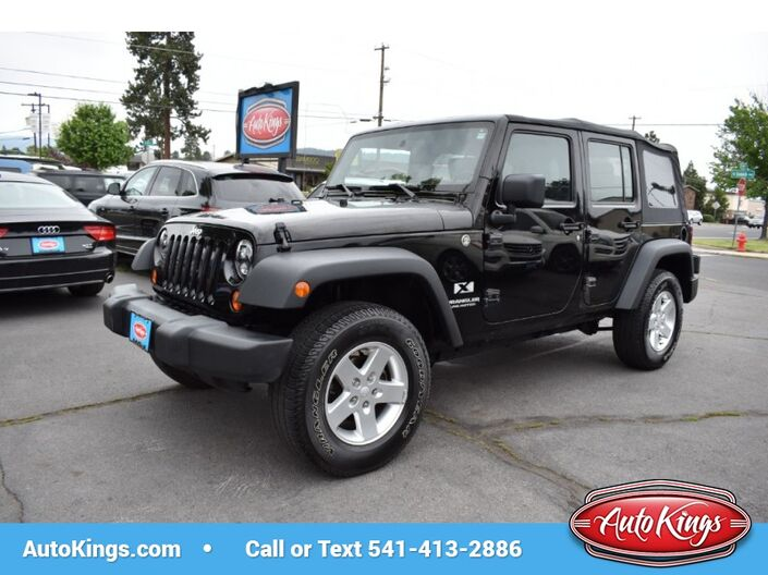 2007 Jeep Wrangler 4WD Unlimited X Bend OR
