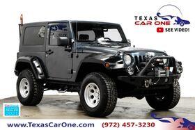 2007_Jeep_Wrangler_RUBICON 4WD AUTOMATIC HARD TOP CONVERTIBLE BLUETOOTH CRUISE CONT_ Carrollton TX