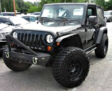 2007_Jeep_Wrangler_Rubicon - ** TOW PACKAGE **_ Lilburn GA