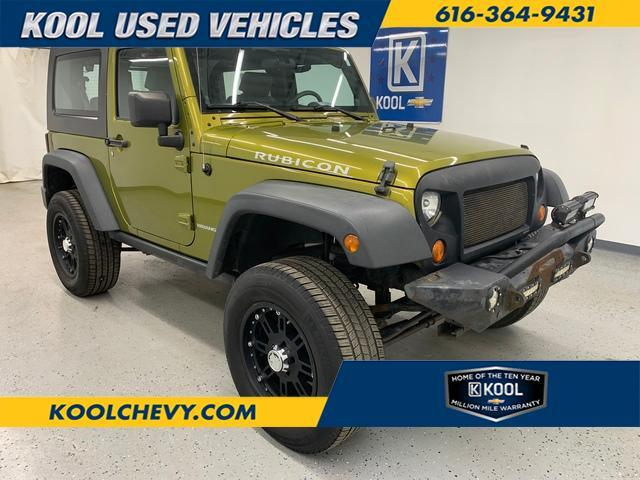 2007 Jeep Wrangler Rubicon Grand Rapids MI