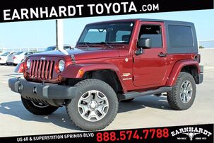 2007_Jeep_Wrangler_Sahara 4WD *EXCEPTIONALLY CLEAN & ONLY 41K MILES!*_ Phoenix AZ