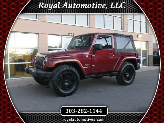 2007 Jeep Wrangler Sahara Englewood CO